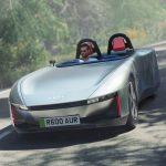 Aura electric concept นำเสนอรถสปอร์ตแห่งอนาคตของผู้ขับขี่